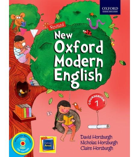 New Oxford Modern English Coursebook - Revised Edition Class 1