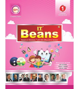 I.T Beans Class 1 Based on Windows 7 with MS Office 2010 Version
