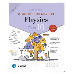 Pearson Foundation Series Physics Class 10 2021