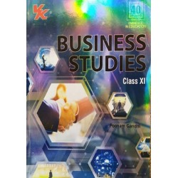 Business Studies for CBSE Class 11 by Poonam Gandhi I