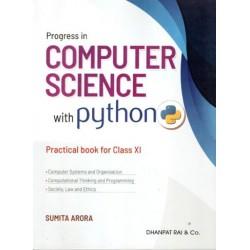 Computer Science with Python by Sumita Arora including