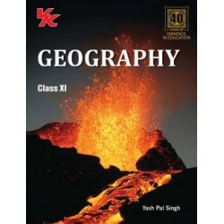 VK Geography for CBSE Class 11 Yashpal Singh | Latest
