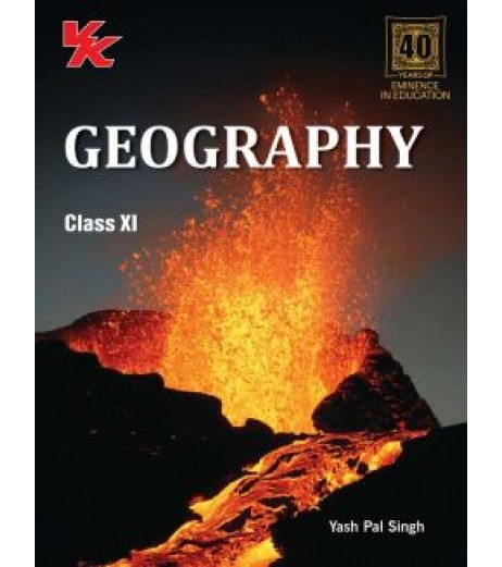 Geography -VK by Yashpal Singh for Class 11 2020