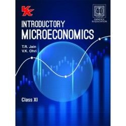 Introductory Microeconomics Class 11 by TR Jain 2020-21