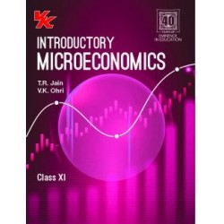 Introductory Microeconomics for CBSE Class 11 by T R Jain |