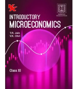 Introductory Microeconomics for CBSE Class 11 by T R Jain   Latest Edition