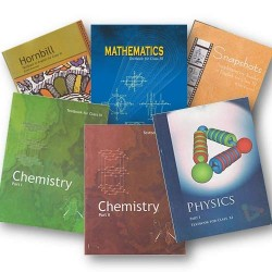 DPS 2021-22 PCMB Books Set for Class -11 (Set of 12 Books) including Lab manual