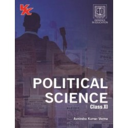 Political Science by AK Verma Class 11