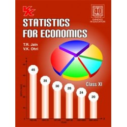 Statistics for Economics for Class 11 2020-21 by T. R.