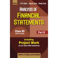 Accountancy Part B Analysis of Financial Statements Class
