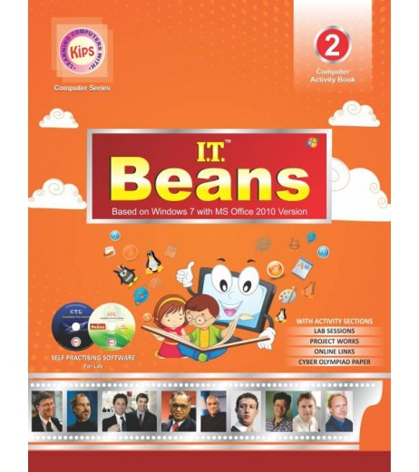 I.T Beans Class 2 Based on Windows 7 with MS Office 2010 Version