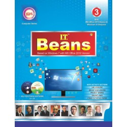 I.T Beans Class 3 Based on Windows 7 with MS Office 2010