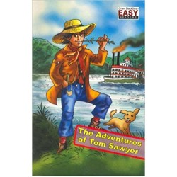 The Adventures of Tom Sawyer Easy Reader Book| Orient