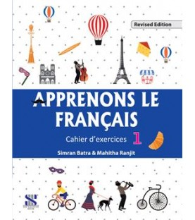 Apprenons Le Francais Cahier d'exercices 1 french workbook Class 5