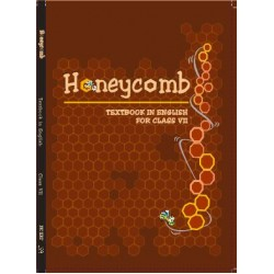 Honey Comb English Book for class 7 Published by NCERT of