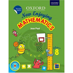 New Enjoying Mathematics - Revised Edition Class 8
