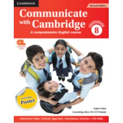 Communicate with Cambridge Class 8