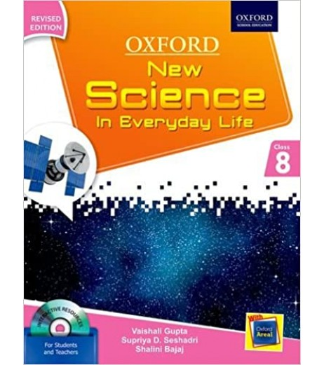 Oxford New Science in Everyday Life Class 8