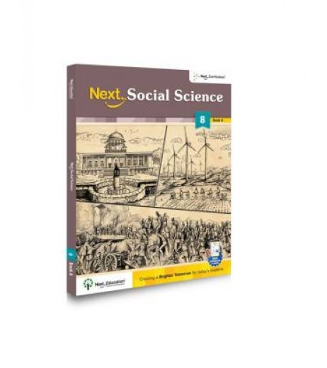 Next Education Social Science Level 8 Book A