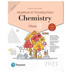 Pearson Foundation Series Chemistry Class 8 2021