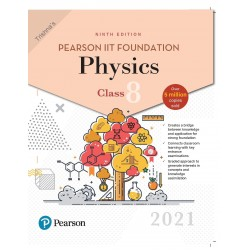 Pearson Foundation Series Physics Class 8 2021