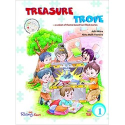 Moral Education- Treasure Trove Class 1