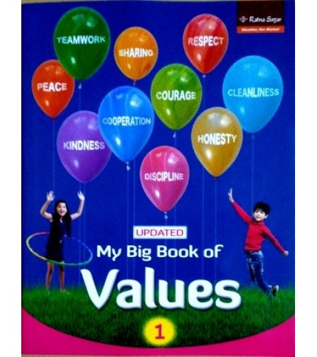 My Big Book for Value-1 Class 1
