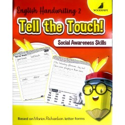 English- Handwriting- 2 Tell the Touch!