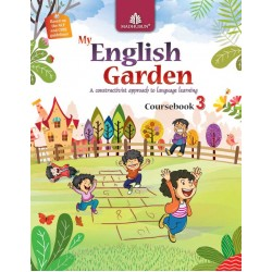 English- My English Garden Coursebook- 3