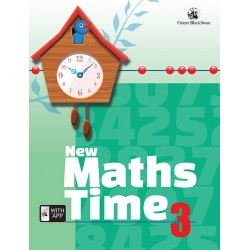 Maths- New Maths Time- 3