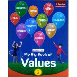 My Big Book for Value-1 Class 3