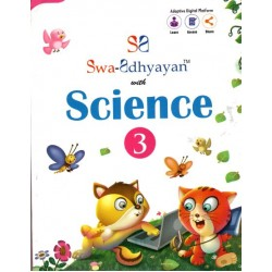 Swa-Adhyayan With Science-3 Class 3