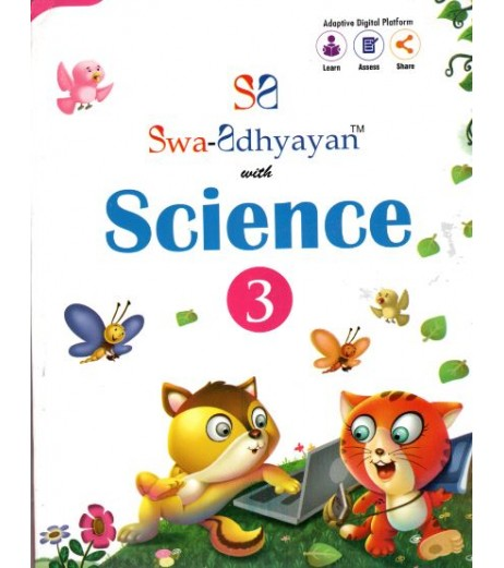Swa-Adhyayan With Science-3 Class 3 without digital version