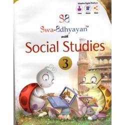 Swa-Adhyayan With Social Studies-3 Class 3