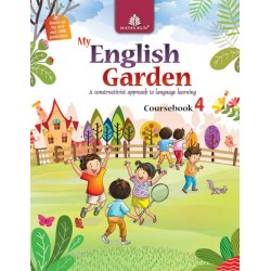 English- My English Garden Coursebook- 4