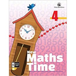 Maths-  New Maths Time- 4