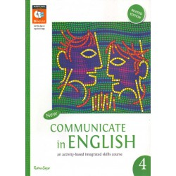 New Communicate in English -4 Class 4