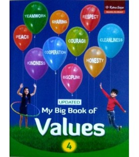 My Big Book for Value-4 Class 4