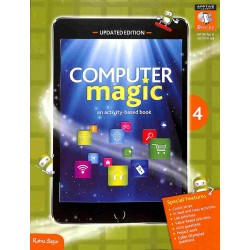 Computer- Computer Magic Class 4