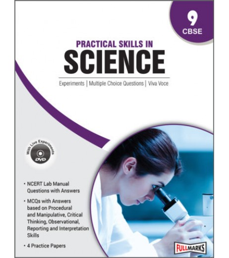 Science Lab Manual Class 9 Full Marks