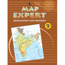 Map Expert 9 Geography & History Class 9