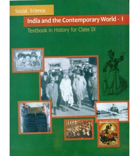 History- India and the Contemporary World 1  NCERT Book for Class 9