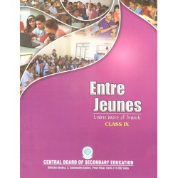 French- Enter Jeunes-1 Book for Class 9