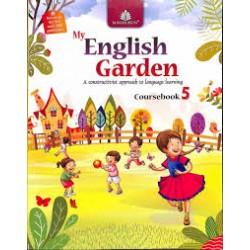 My English Garden Coursebook- 5