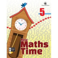 Maths- New Maths Time- 5
