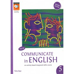 New Communicate in English -5 Class 5