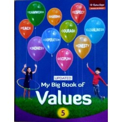 My Big Book for Value-5 Class 5