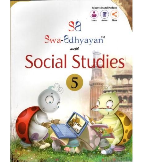 Swa-Adhyayan With Social Studies-5 Class 5