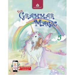 English- New Grammar Magic Class 5