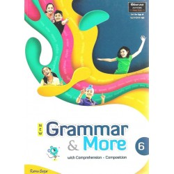 English- New Grammar and More 6